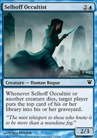 Selhoff Occultist - Innistrad