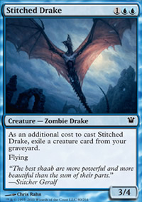 Stitched Drake - Innistrad