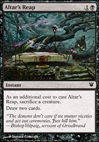 Altar's Reap - Innistrad