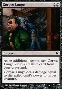Corpse Lunge - Innistrad