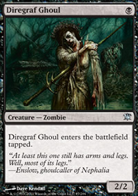 Diregraf Ghoul - Innistrad