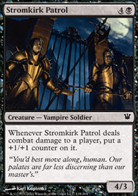 Stromkirk Patrol - Innistrad