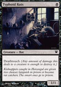 Typhoid Rats - Innistrad