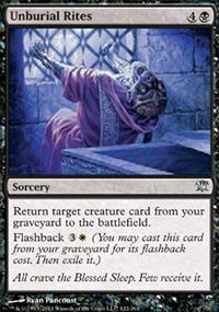 Unburial Rites - Innistrad