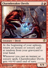 Charmbreaker Devils - Innistrad