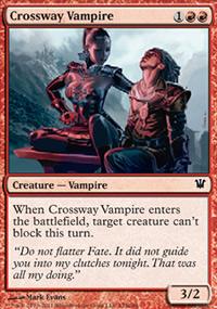 Crossway Vampire - Innistrad