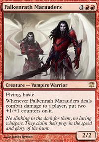 Falkenrath Marauders - Innistrad