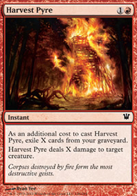 Harvest Pyre - Innistrad