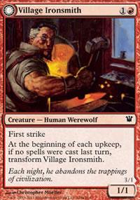 Village Ironsmith - Innistrad