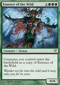 Essence of the Wild - Innistrad