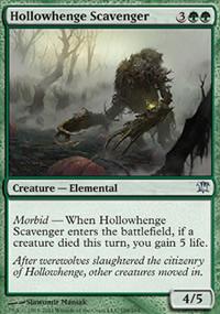 Hollowhenge Scavenger - Innistrad