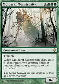 Moldgraf Monstrosity - Innistrad