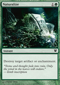 Naturalize - Innistrad