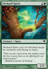 Orchard Spirit - Innistrad