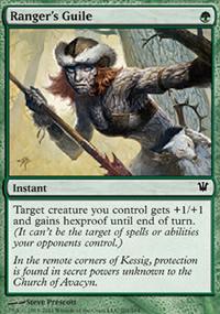 Ranger's Guile - Innistrad