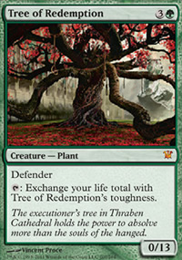 Tree of Redemption - Innistrad