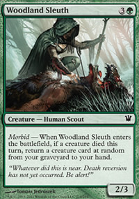 Woodland Sleuth - Innistrad