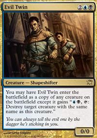 Evil Twin - Innistrad