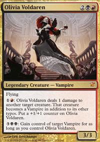 Olivia Voldaren - Innistrad