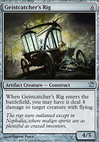 Geistcatcher's Rig - Innistrad