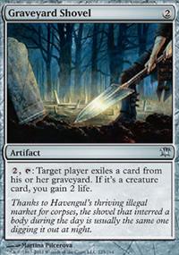 Graveyard Shovel - Innistrad