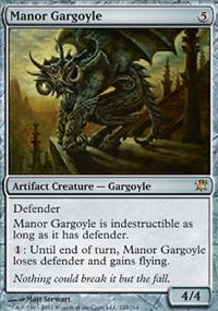 Manor Gargoyle - Innistrad