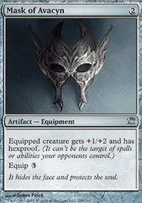 Mask of Avacyn - Innistrad