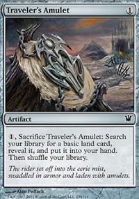 Traveler's Amulet - Innistrad
