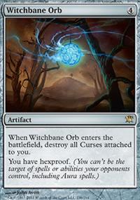 Witchbane Orb - Innistrad