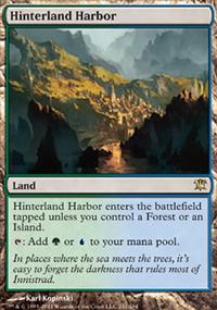 Hinterland Harbor - Innistrad