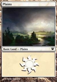 Plains 1 - Innistrad