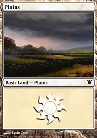Plains 3 - Innistrad