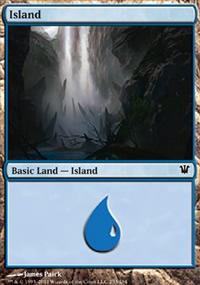 Island 1 - Innistrad