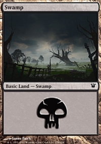 Swamp 1 - Innistrad
