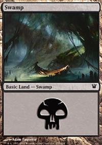 Swamp 2 - Innistrad