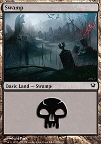 Swamp 3 - Innistrad