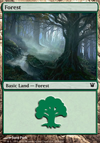 Forest 2 - Innistrad