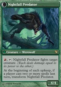 Nightfall Predator - Innistrad
