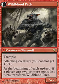 Wildblood Pack - Innistrad