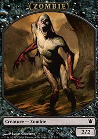 Zombie 1 - Innistrad