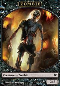 Zombie 3 - Innistrad
