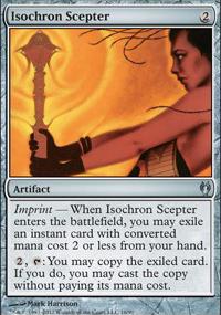 Isochron Scepter - Izzet vs. Golgari
