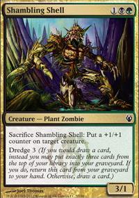 Shambling Shell - Izzet vs. Golgari