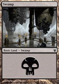 Swamp 2 - Izzet vs. Golgari