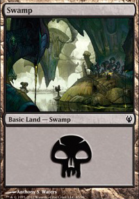 Swamp 3 - Izzet vs. Golgari