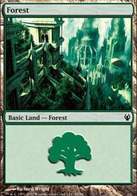 Forest 4 - Izzet vs. Golgari