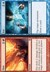 Fire / Ice - Izzet vs. Golgari