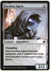 Faceless Agent - Jumpstart: Historic Horizons