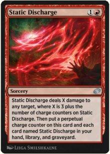 Static Discharge - Jumpstart: Historic Horizons