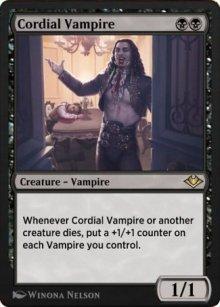 Cordial Vampire - Jumpstart: Historic Horizons